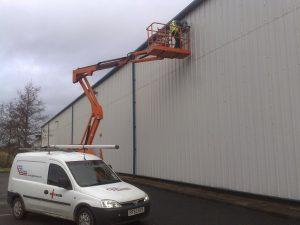 Commercial Lighting Maintenance - Warrington