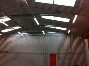 Energy Saving Warehouse Lighting