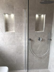 Bathroom Feature Lighting JDC - Widnes