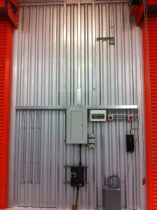 Steel Containment Work + Suttchgear Wernick Hire - Widnes